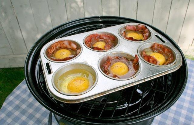 Jaja na roštilju