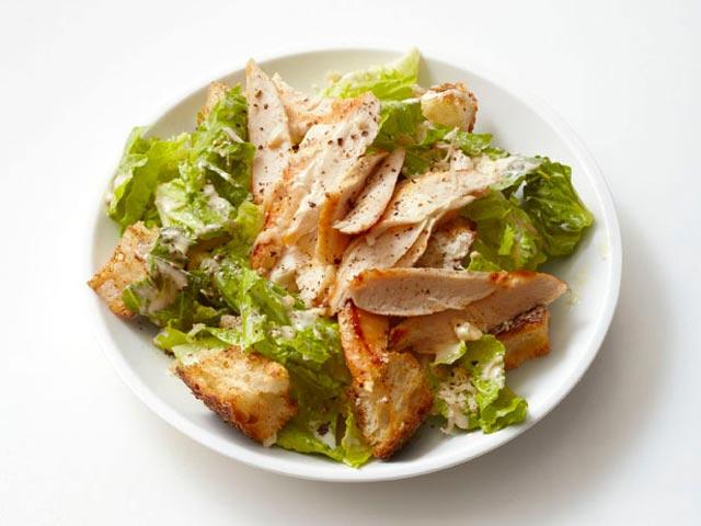 Lagana cezar salata