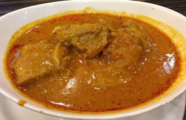 Malezijski curry