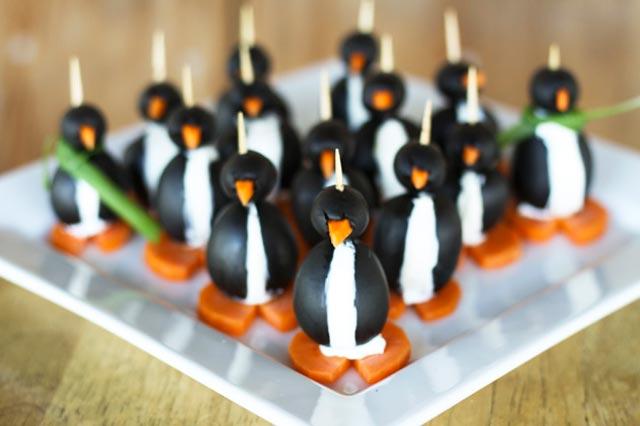 Pingvini od krem sira