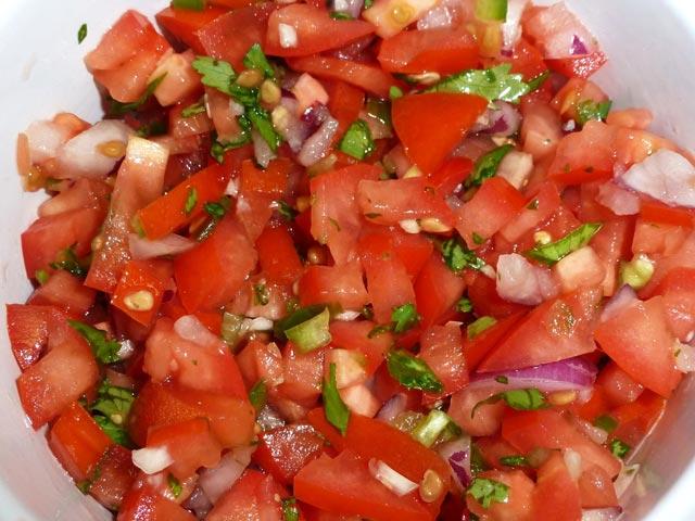 Salsa od paradajza