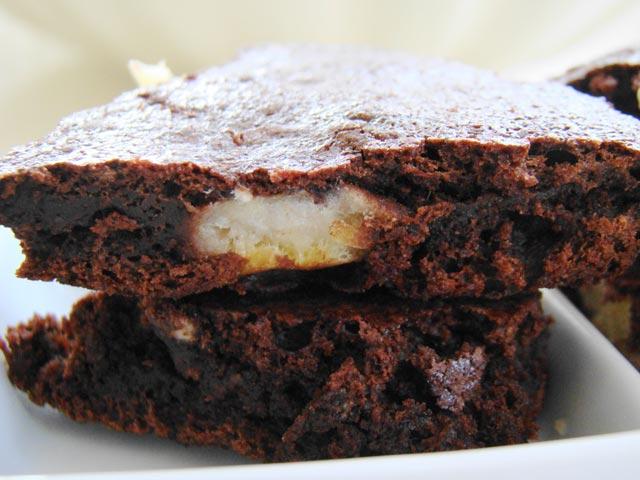 Brownies sa bananom