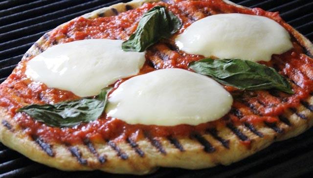 Brza pizza sa grila