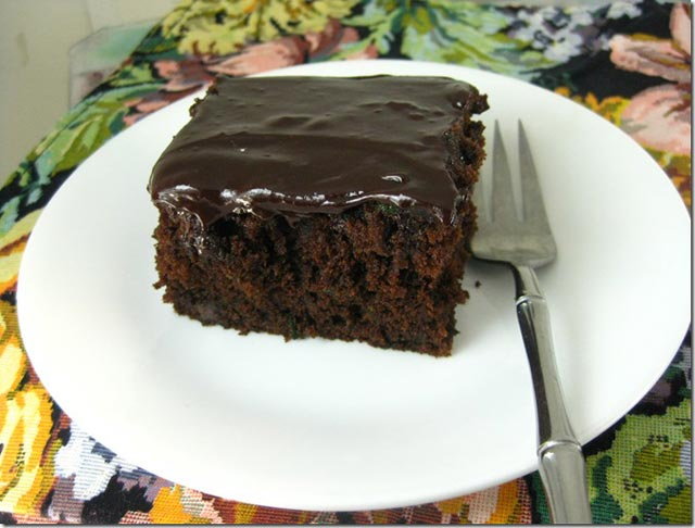 Čokoladna torta s tikvicama