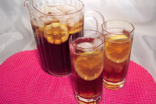Domaći ledeni čaj