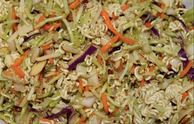 Hladna pasta salata sa brokulom
