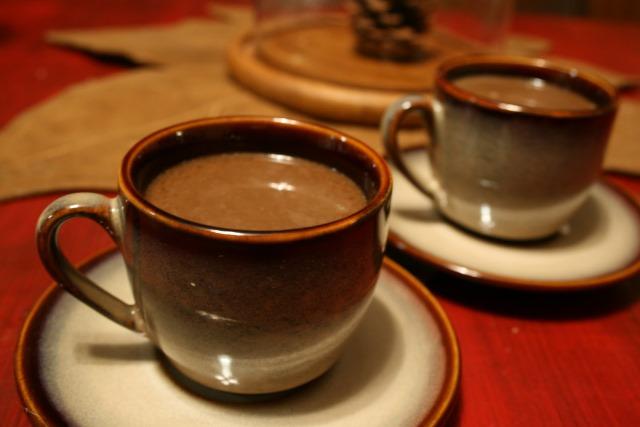 Mocha kava