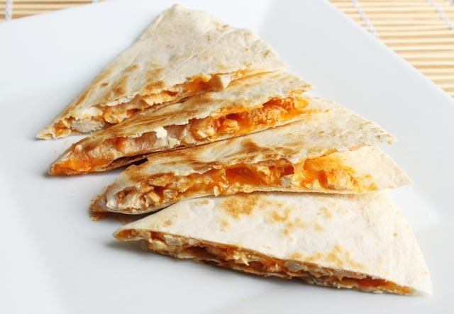 Pileći quesadillas