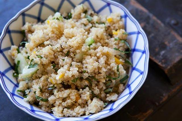 Quinoa sa povrćem