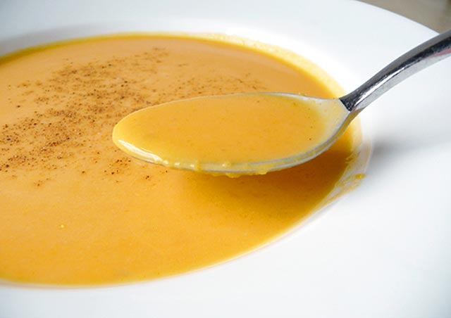 Supa od tikve