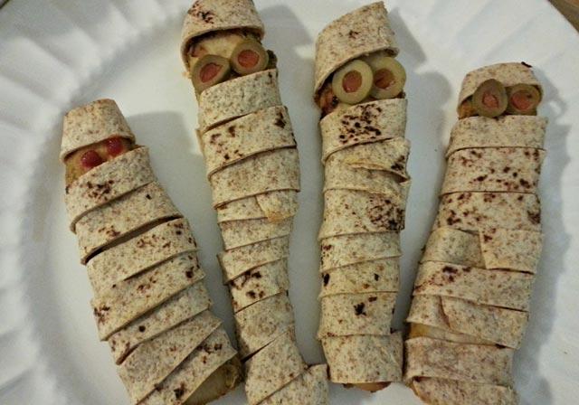 Pileće mumije