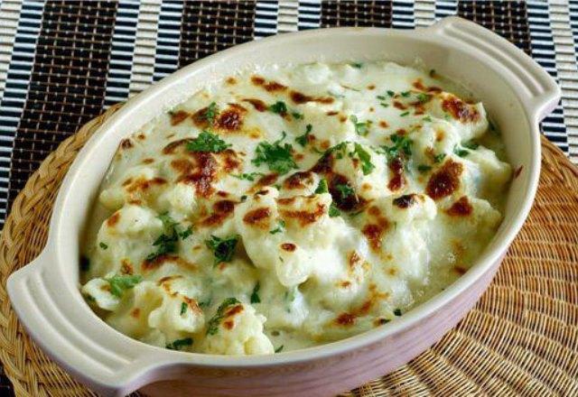 Pohovani karfiol u sosu