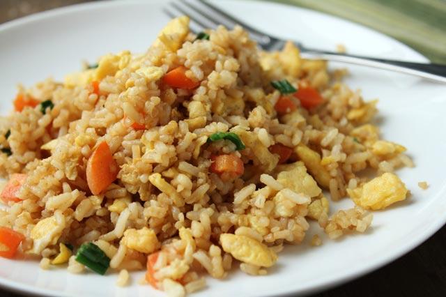Pržena riža