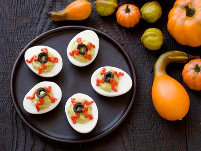 Strašna kuhana jaja