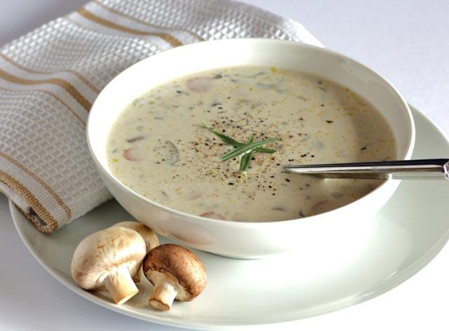 Supa od gljiva