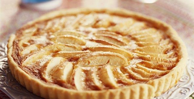 Švicarska pita od jabuka