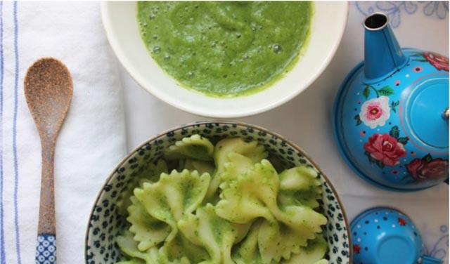 Zeleni sos za tjesteninu