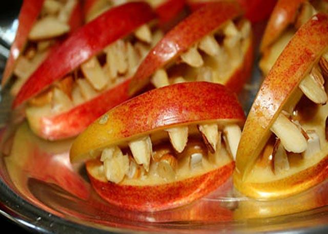 Zubate jabuke