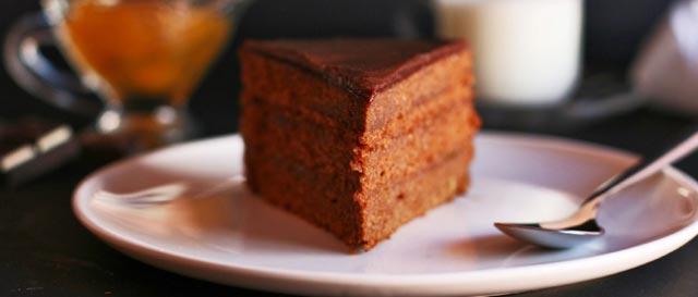 Domaća Sacher torta