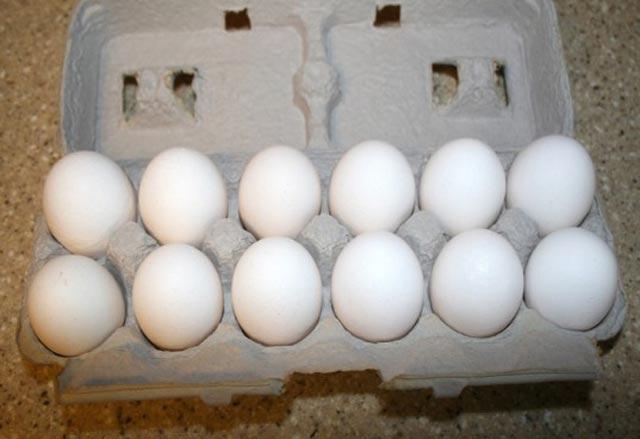 Šta može zameniti jaje?
