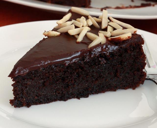 Orah-čokoladna torta