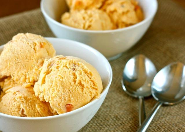 Sladoled od kakija