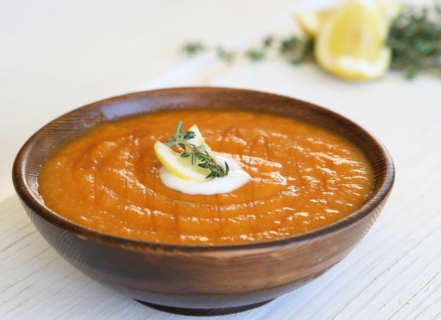 Supa od mrkve