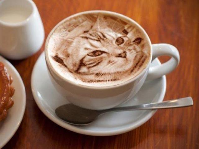 Umjetnička djela u šoljici kafe