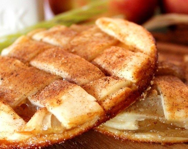 Keksići sa jabukama