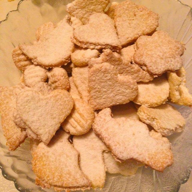 Kokos keksići