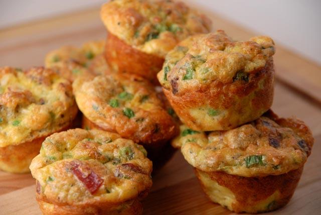 Muffini od starog hljeba