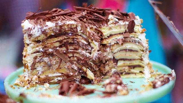 Palačinak torta