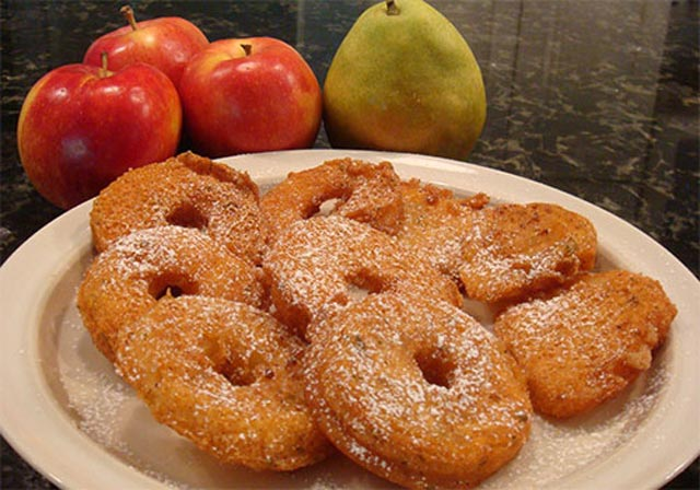 Pohovane jabuke