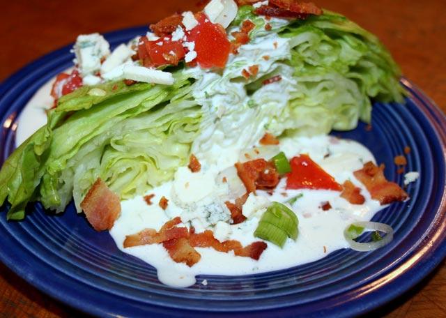Brza salata sa preljevom