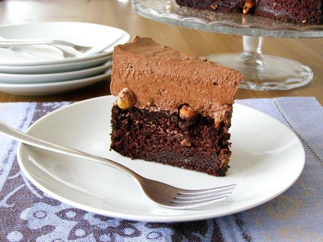 Čokolada lješnjak torta