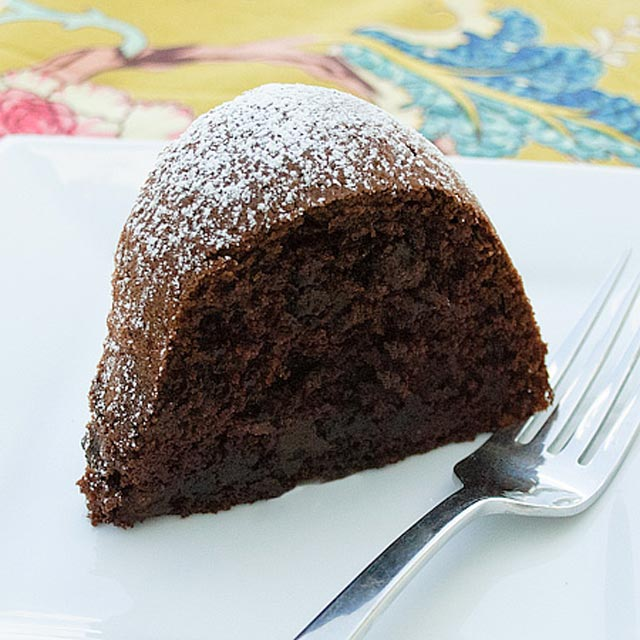 Čokoladni kuglof