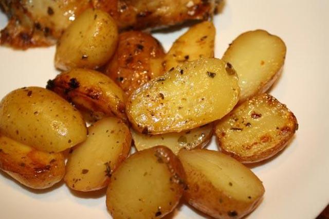 Krompir na puteru