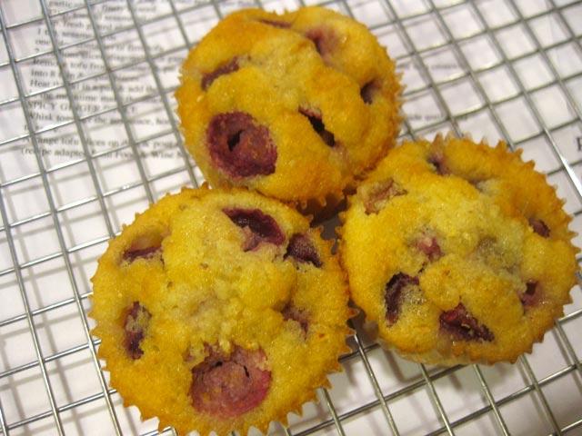 Muffini sa grožđem
