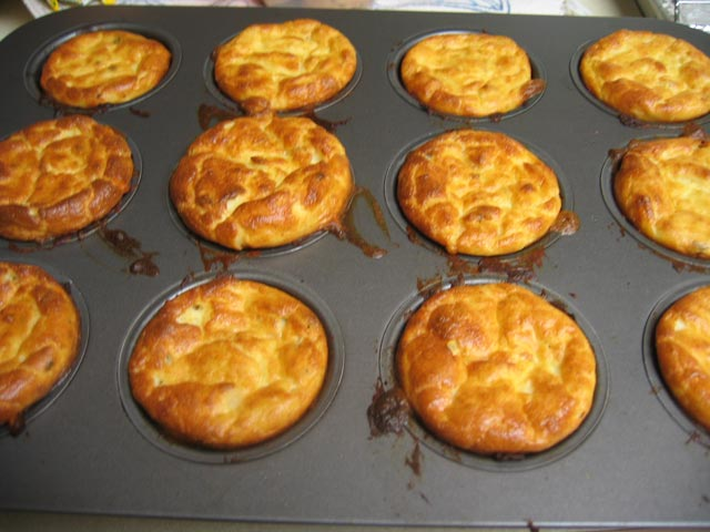 Muffini sa pireom