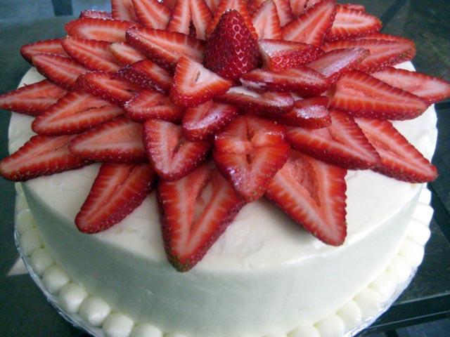 Torta od jagoda