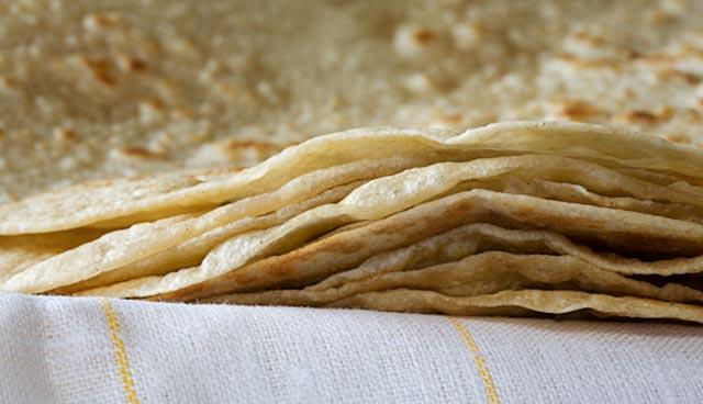 Tortilje sa palentom