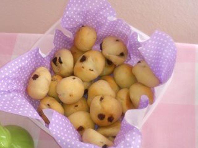 Keksi sa sirom i grožđicama
