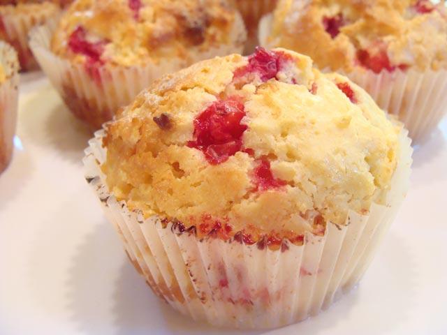 Muffini sa brusnicama