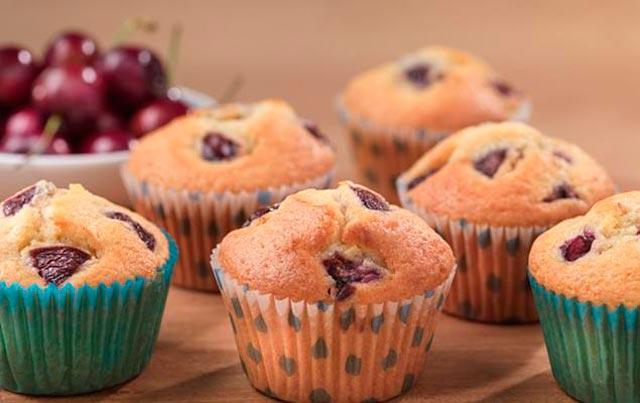 Muffini sa višnjama