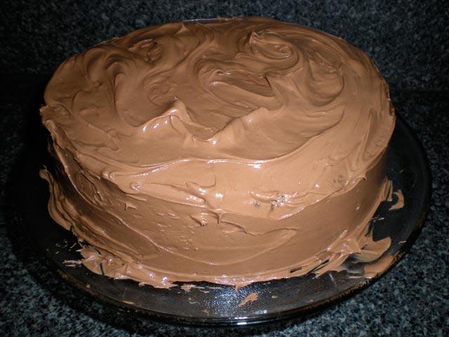 Torta od banana i čokolade