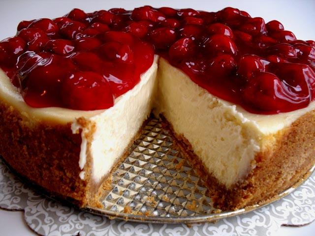 Cheesecake sa voćem