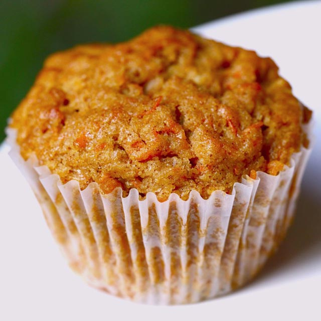 Muffini sa mrkvom
