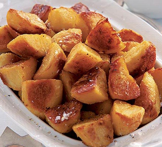 Pečeni krompirići