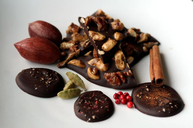 Čokolada sa suhim voćem