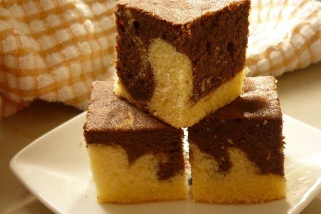 Crno-bijeli kolač